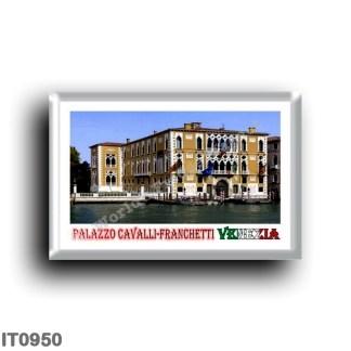 IT0950 Europe - Italy - Venezia - Palazzo Cavalli-Franchetti