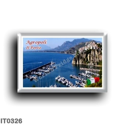 IT0326 Europe - Italy - Campania - Agropoli - The port