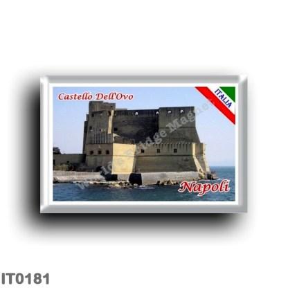 IT0181 Europe - Italy - Campania - Naples - Castello Dell'Ovo