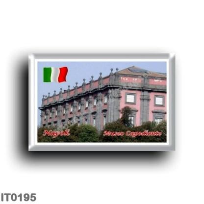 IT0195 Europe - Italy - Campania - Naples - Capodimonte Museum