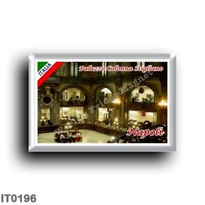 IT0196 Europe - Italy - Campania - Naples - Palazzo Colonna Stigliano
