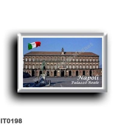 IT0198 Europe - Italy - Campania - Naples - Palazzo Reale