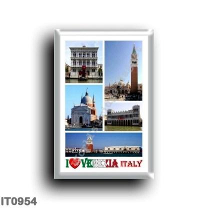 IT0954 Europe - Italy - Venice - I Love
