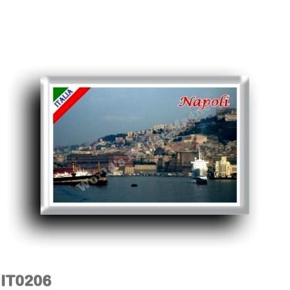 IT0206 Europe - Italy - Campania - Naples - Porto