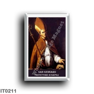 IT0211 Europe - Italy - Campania - Naples - San Gennaro