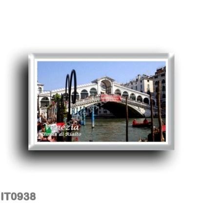 IT0938 Europe - Italy - Venice - Rialto Palace Bridge