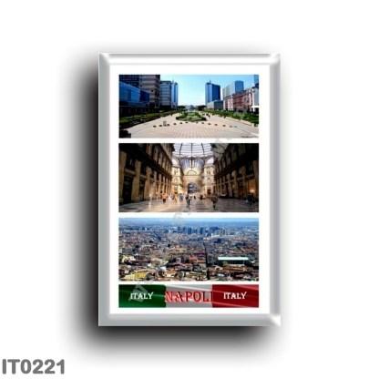 IT0221 Europe - Italy - Campania - Naples - Mosaic