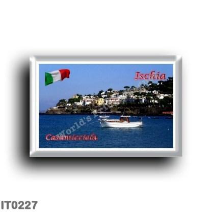 IT0227 Europe - Italy - Campania - Ischia Island - Casamicciola Terme - Panorama