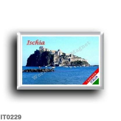 IT0229 Europe - Italy - Campania - Ischia Island - Aragonese Castle