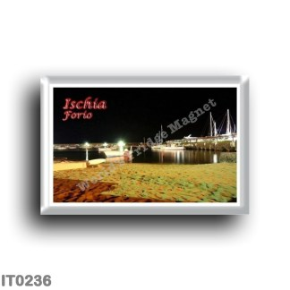 IT0236 Europe - Italy - Campania - Ischia Island - Forio - Il Porticciolo