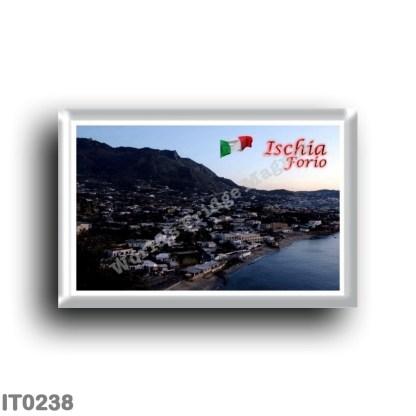 IT0238 Europe - Italy - Campania - Ischia Island - Forio - Panorama