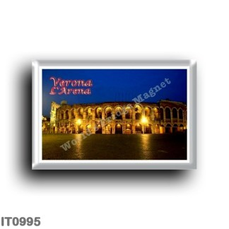 IT0995 Europe - Italy - Veneto - Verona - Arena by Night