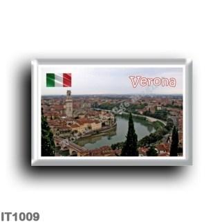 IT1009 Europe - Italy - Veneto - Verona Panorama