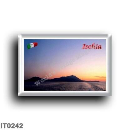 IT0242 Europe - Italy - Campania - Ischia Island - Green Island