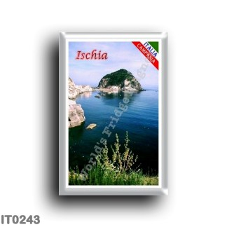 IT0243 Europe - Italy - Campania - Ischia Island - Isolotto di Sant'Angelo