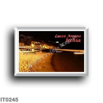 IT0245 Europe - Italy - Campania - Ischia Island - Lacco Ameno by Night