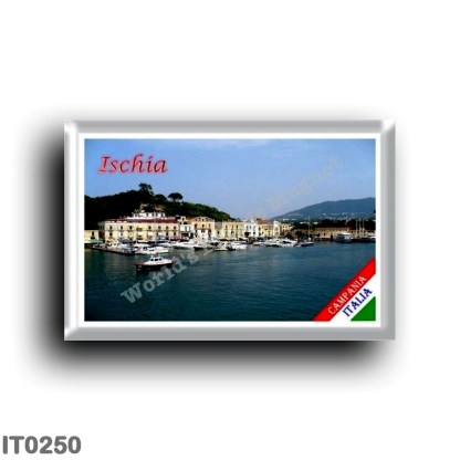 IT0250 Europe - Italy - Campania - Ischia Island - PanoramaPorto