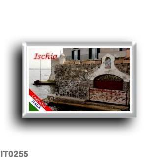 IT0255 Europe - Italy - Campania - Ischia Island - Sacred effigy Ischia Ponte