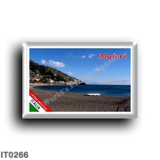 IT0266 Europe - Italy - Campania - Amalfi Coast - Maiori Beach