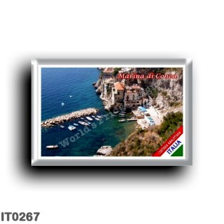 IT0267 Europe - Italy - Campania - Amalfi Coast - Marina di Conca