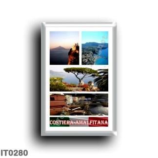IT0280 Europe - Italy - Campania - Amalfi Coast - Mosaic