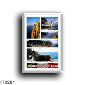 IT0281 Europe - Italy - Campania - Amalfi Coast - Mosaic