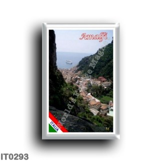IT0293 Europe - Italy - Campania - Amalfi - Panorama