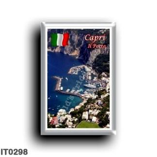 IT0298 Europe - Italy - Campania - Capri - The Port