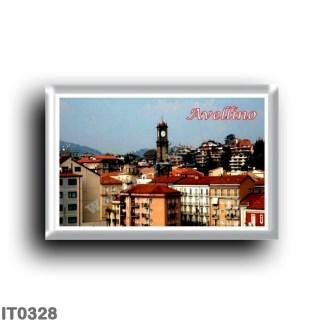 IT0328 Europe - Italy - Campania - Avellino - Scorcio