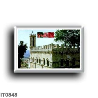 IT0848 Europe - Italy - Umbria - Gubbio - Palazzo dei Consoli