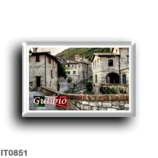 IT0851 Europe - Italy - Umbria - Gubbio - San Martino district