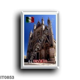 IT0853 Europe - Italy - Umbria - Orvieto - Cathedral