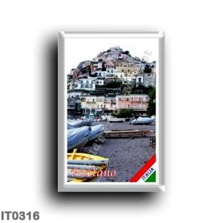 IT0316 Europe - Italy - Campania - Amalfi Coast - Positano Panorama