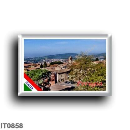 IT0858 Europe - Italy - Umbria - Perugia