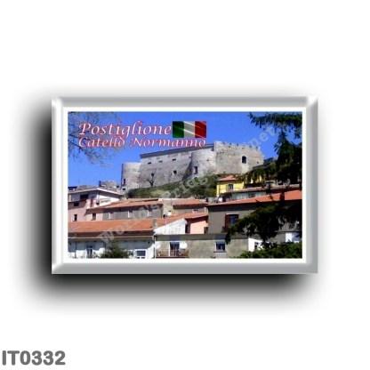 IT0332 Europe - Italy - Campania - Postiglione - Norman Castle