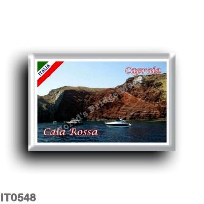 IT0548 Europe - Italy - Tuscany - Capraia - Cala Rossa