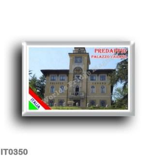 IT0350 Europe - Italy - Emilia Romagna - Predappio - Palazzo Varano