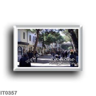 IT0357 Europe - Italy - Emilia Romagna - Riccione - Viale Ceccarini