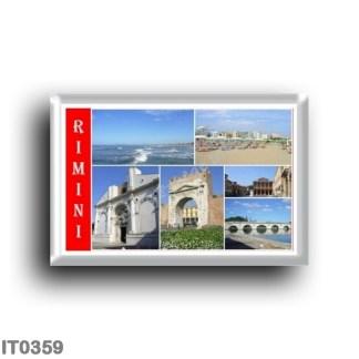IT0359 Europe - Italy - Emilia Romagna - Rimini - Mosaic