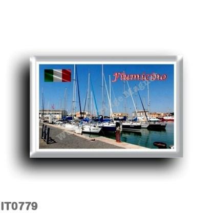 IT0779 Europe - Italy - Lazio - Fiumicino - Porto