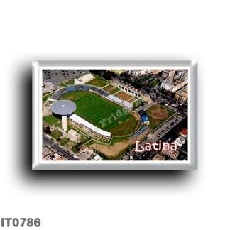 IT0786 Europe - Italy - Lazio - Latina - Francioni Stadium