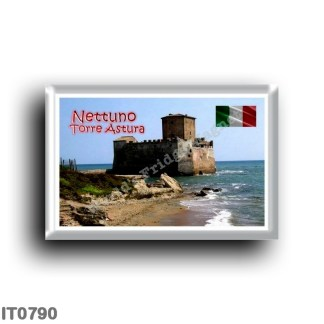 IT0790 Europe - Italy - Lazio - Nettuno - Torre Astura