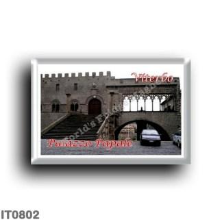 IT0802 Europe - Italy - Lazio - Papal Palace