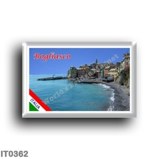 IT0362 Europe - Italy - Liguria - Bogliasco