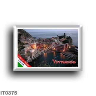 IT0375 Europe - Italy - Liguria - Cinque Terre - Vernazza