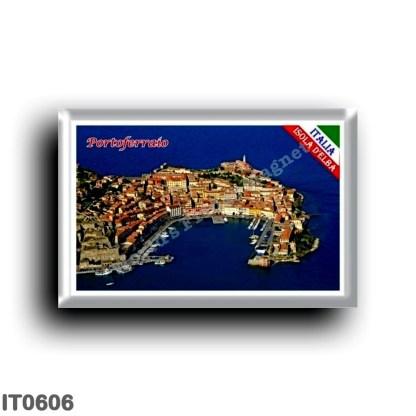 IT0606 Europe - Italy - Tuscany - Elba Island - Portoferraio