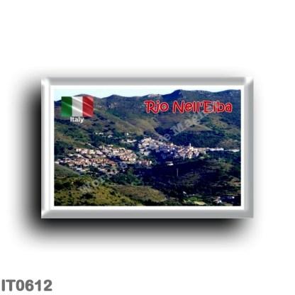 IT0612 Europe - Italy - Tuscany - Elba Island - Rio on the Island of Elba