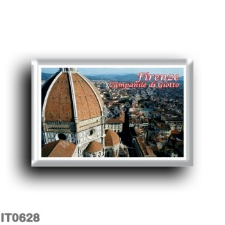 IT0628 Europe - Italy - Tuscany - Florence - Giotto s Campanile