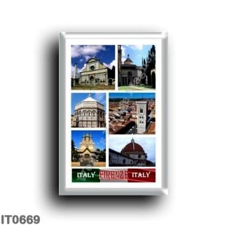 IT0669 Europe - Italy - Tuscany - Florence - I Love