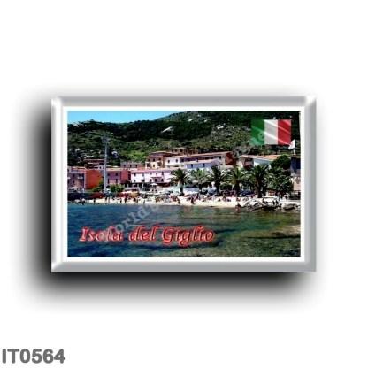 IT0564 Europe - Italy - Tuscany - Giglio Island - Beach